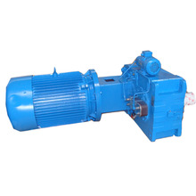 China Guomao PV series crane industry transmission GEAR UNIT V2SH6 Bevel Gears Drive Gear box reducers