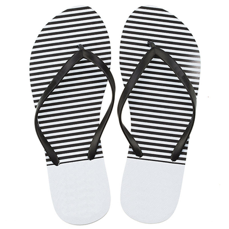 2017 New Design Man Rubber Slipper Beach EVA Flip Flop Slipper