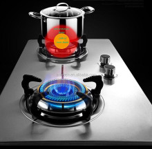 ACME double induction biogas/gas cooker,induction stove