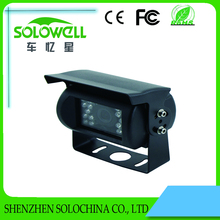 vandal-resistant housing design horizontal vertical adjustable monitor angle camera system