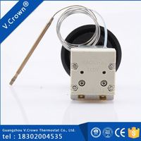 new products high quality High Precision cheap made in China outdoor bi-metal defrosting thermostat
