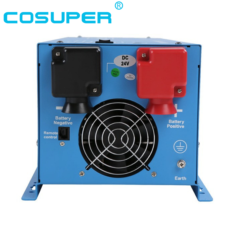 5000w car inverter with charger for PV system