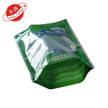Back sealed plastic bags for shoes spices