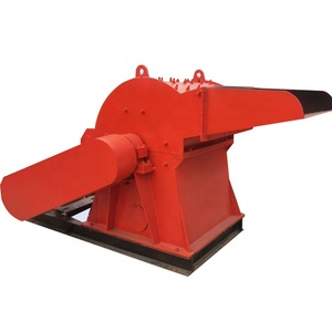 Energy saving wood carving grinder/wood chips/wood crusher to process sawdust machine