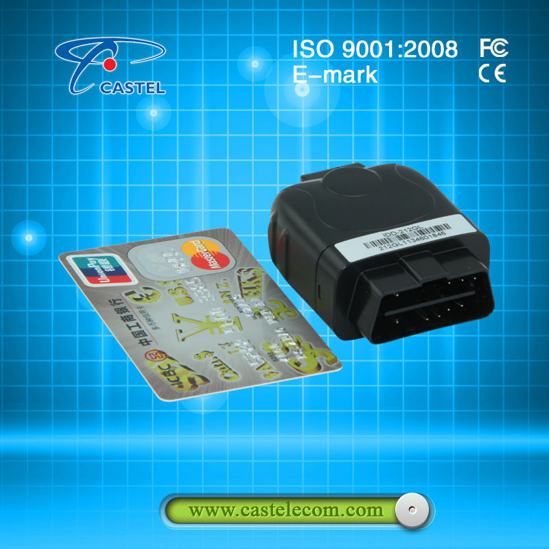 Vehicle Telematics Device IDD-212GL with OBDII Diagnotics