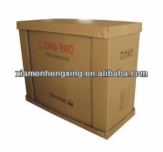 Garment carton box