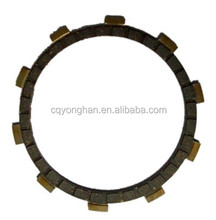 motorcycle clutch friction plate zongshen 250