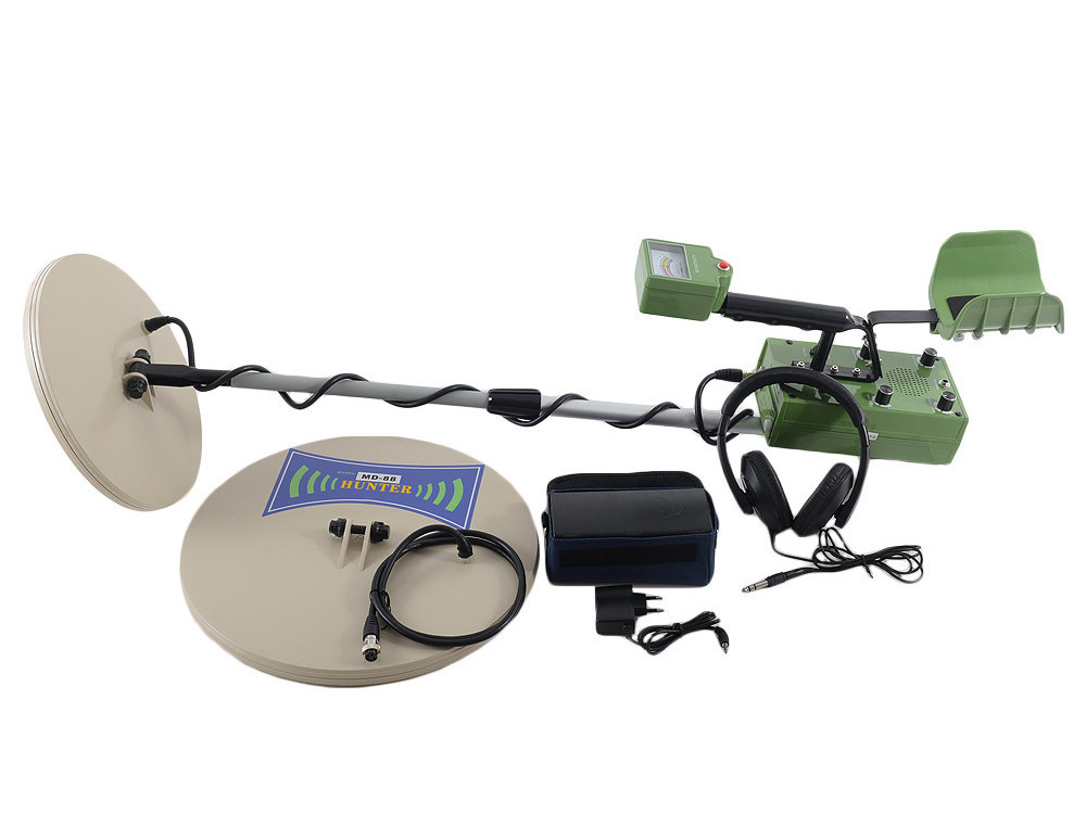 MD-88 Ground Metal Detector for gold