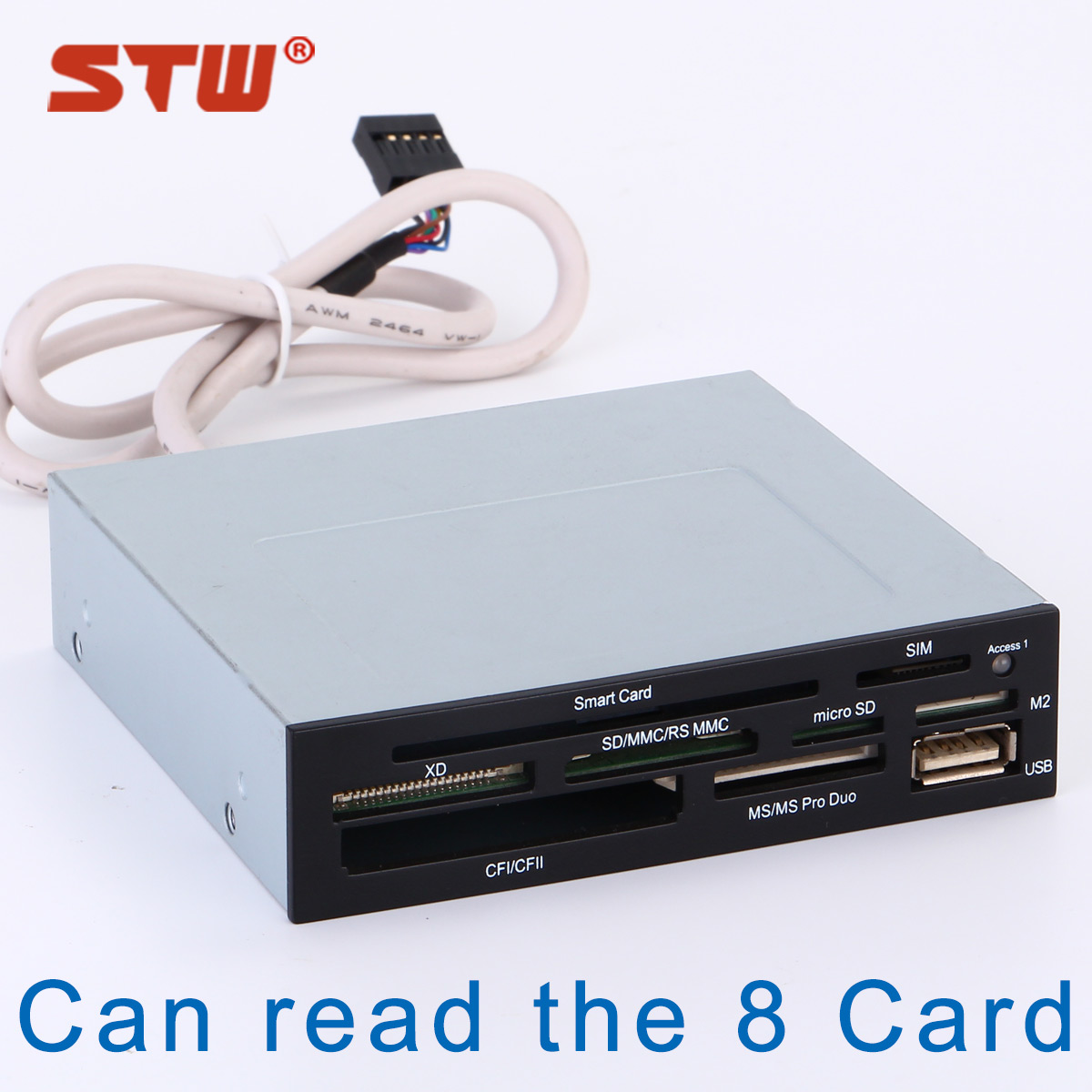 Optical drive sim card reader sim card backup device