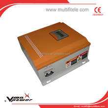 low price big current solar charge controller 48V 96V 110V 120V auto 60A for solar power system
