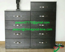 new style drawer chest with stainless steel handle