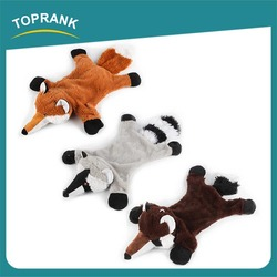 TOPRANK Professional Manufacturer Creative Colorful Top Dog Toys Cheap Best Dog Toys For Puppies