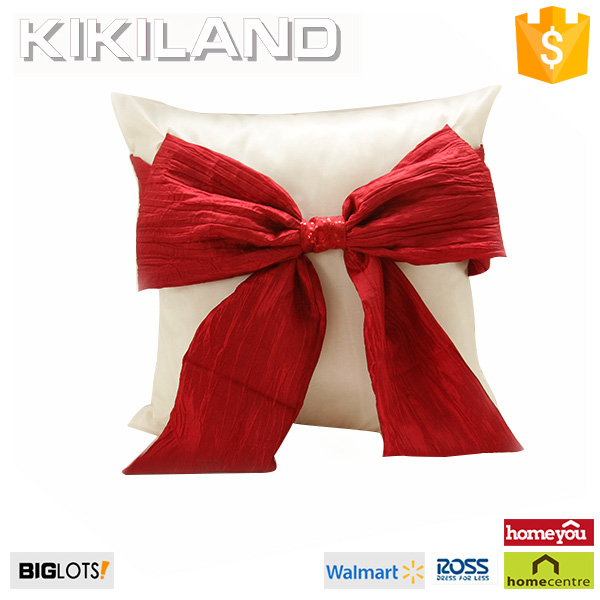 Wholesale cozy handmade decorative cushion cover