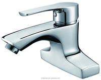 Brass Chrome Waterfall Bathroom Basin Tap Water Tap Basin Mixer