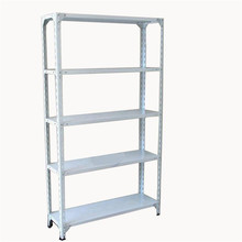 Wall metal shelf for shop and cable box