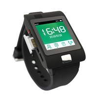 2016 Factory price bluetooth and android gps smart watch phone for iios and android