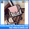 Fashion Cool 3D Messenger Bag Drawing From Cartoon Paper Bag