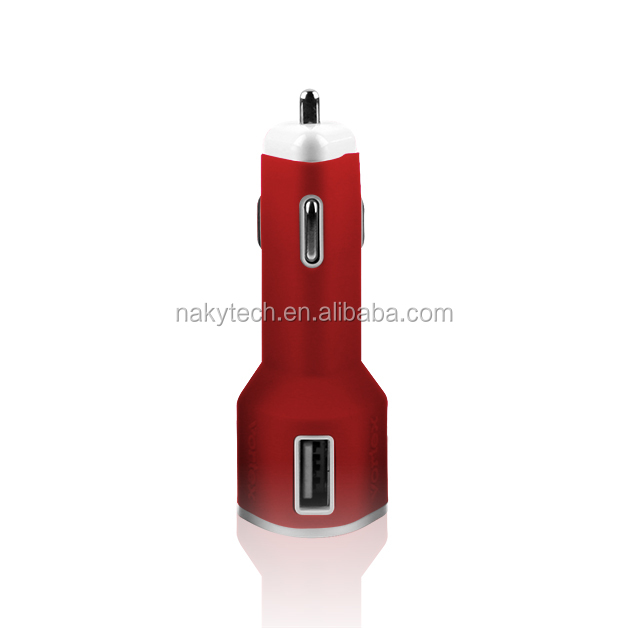 Mini USB Car Charger Adapter for iPhone mobile phone mp3 mp4