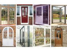 China low cost aluminum sliding/casement doors/windows with high quality