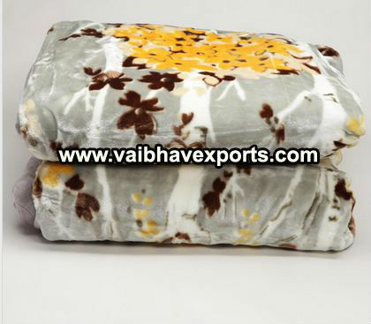 Cheap Acrylic Mink Blanket Wholesale