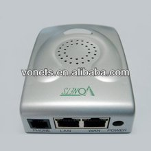 TI chips voip gateway HT610 with pstn and router
