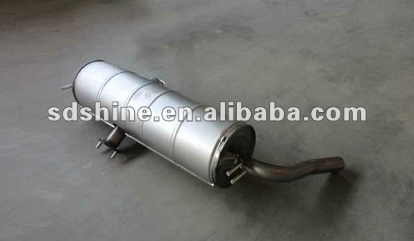 chery tiggo exhaust silencer ,auto car rear exhaust silencer T11-1201110