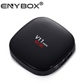 Cheap TV Box V11 mini 4K UHD Android 5.1 Smart TV BOX RK3229 1G/8G 802.11 b/g/n WIFI LAN H.265
