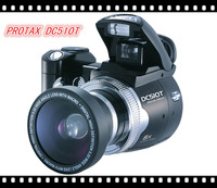 "High Quality Wide Angle Lens Digital Camera DSLR Camera 16Mp Resolution 1280x720P HD Video 2.4"" Screen Multi Functional"
