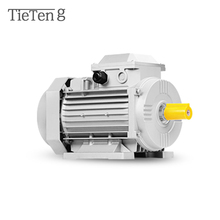 Safety and reliable tubular single phase asynchronous electric motor
