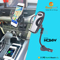 2017 universal dual USB charger holder smartphone car charger holder