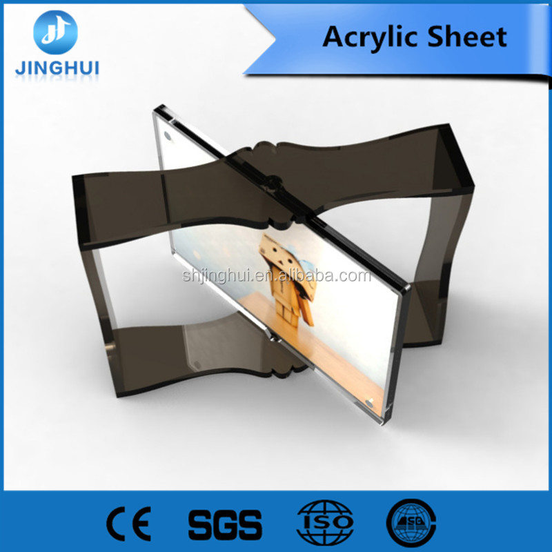 Light weight. 2500*8000mm Fluorescent 14mm 1mm types acrylic sheet for Advertising