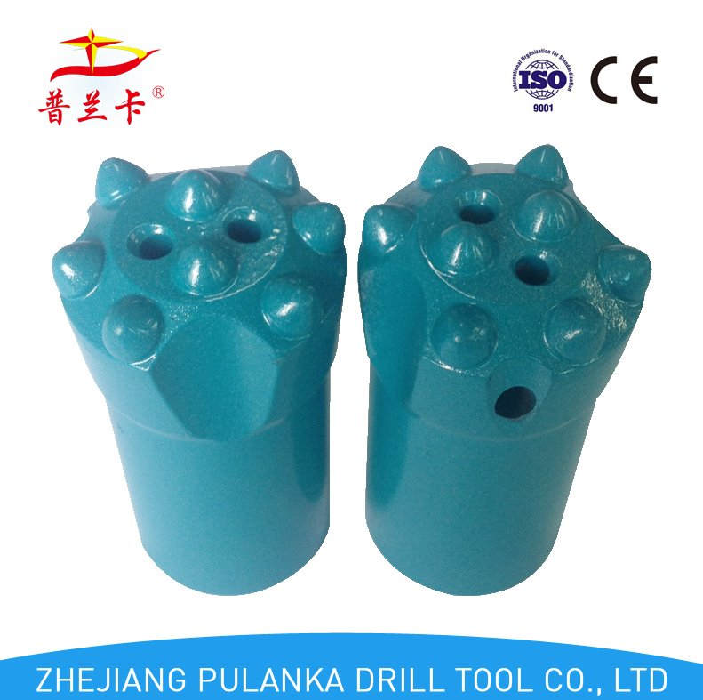 34mm 8 buttons taper drilling rock drill bits