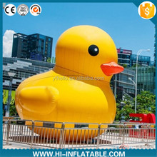 Yellow Giant Inflatable Promotion Duck