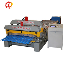 High Quality Fast Speed Roof Sheet Glazing Roll Former Glazed Tiles Roll Forming Machine