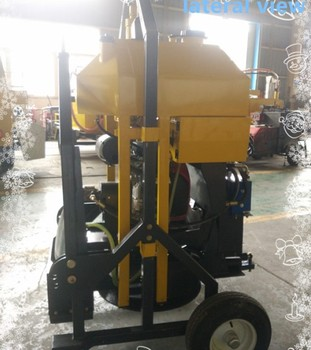 manhole circular round cutting machine manhole cutting maintenance equipment Manhole repair Cutting machine