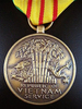 New fashion vietnam service medal Fast delivery custom award medals Big discount cheap vietnam war medals
