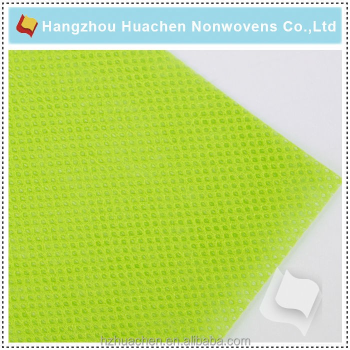 Excellent Colorful PP Non Woven Fabric for Waterproof Dining Table Cloth