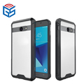 Mobile Gadgets Phone Accessories Soft TPU + PC Hard Case For Samsung Galaxy J5 2017 J530 Cover