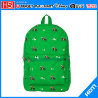 hot new products 2016 polyester backpack horse