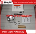 B3.3 diesel engine Aluminum alloy Piston & kits size 95mm 3800877