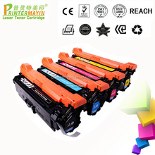 PTCRG-323YEL 3525 compatible color toner cartridges made by baiyigmei