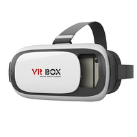 New trending hot 2016 3d VR glasses virtual reality vr box 2.0 with remote vr case cardboard box virtual reality 3d camera