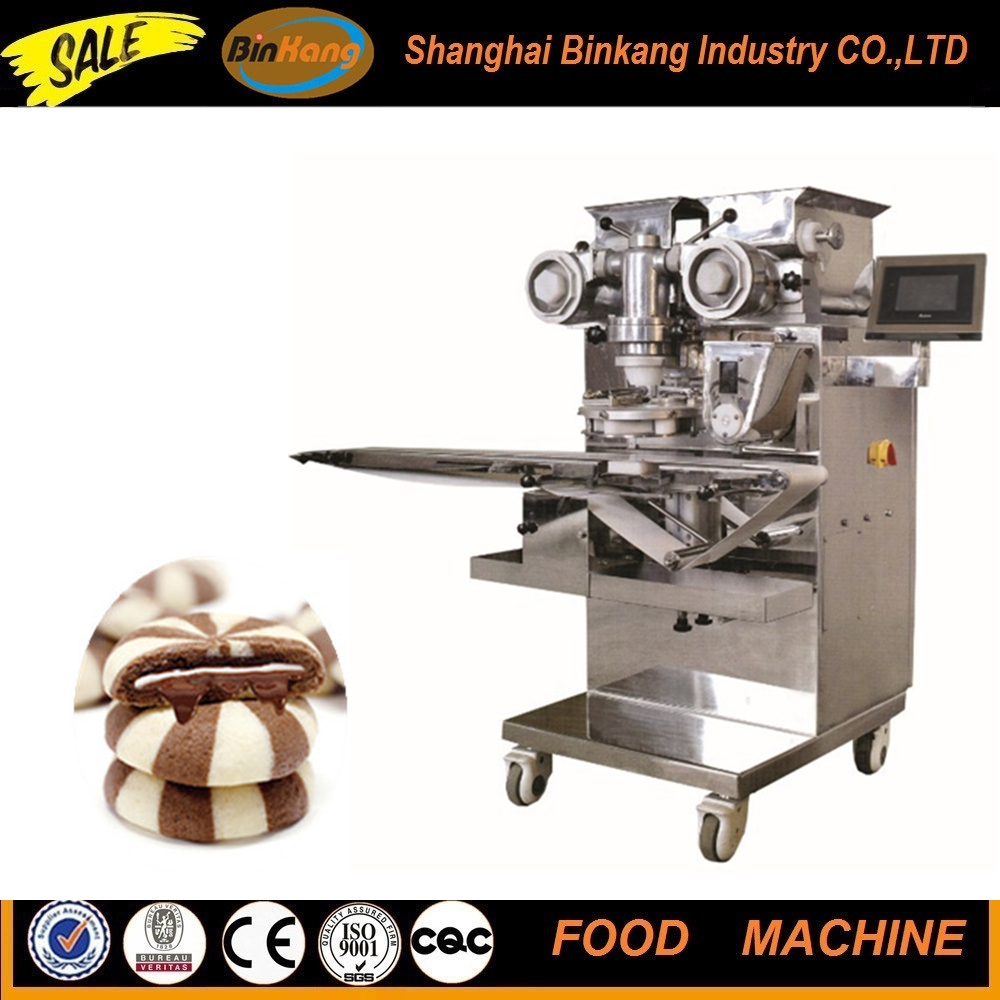 New design economic tray type cookie making machine for sale