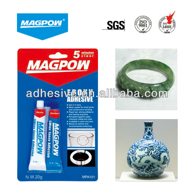 epoxy glue for metallic/ceramic/glass/stone