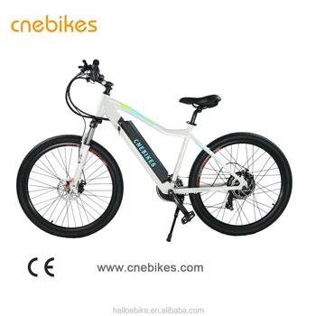 2017 cheap price hub motor electric mountain bike/ebike/electric bicycle for europe