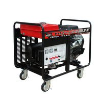 10kw To 30kw 50Hz Ac Three Phase Honda Gas Generator
