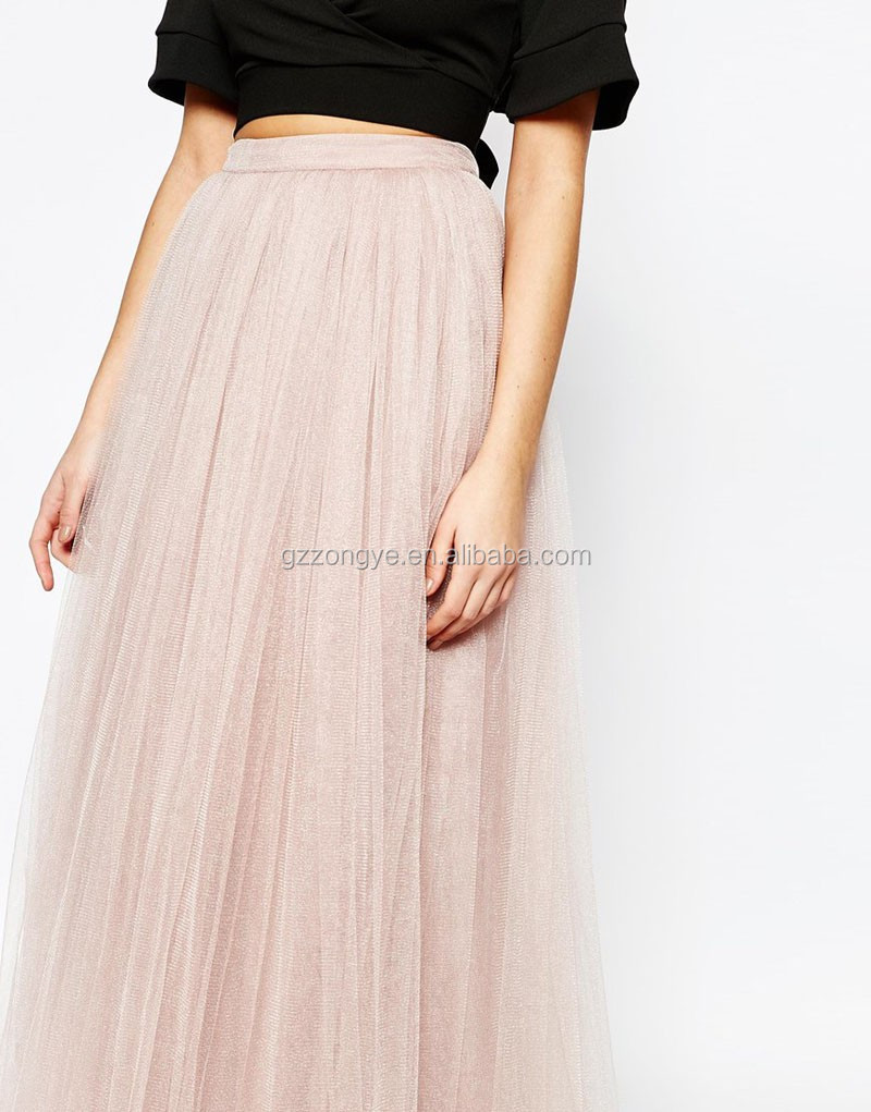 Little Mistress Maxi tutu skirt plain women