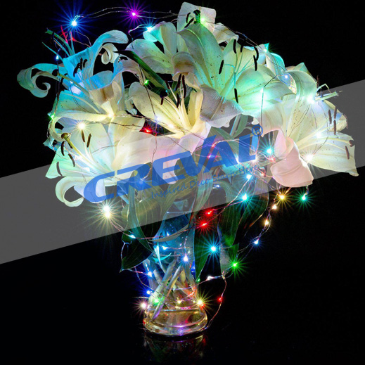 New Products 2016 Innovative Product Christmas Decorative LED Rain Chain