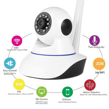 2MP 1280 x 720P Wireless Home Security Night Vision CCTV Surveillance Camera
