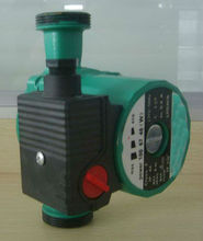 Cast iron pump body automatic hot/cold water circulation pumps/shield pump for EURO market